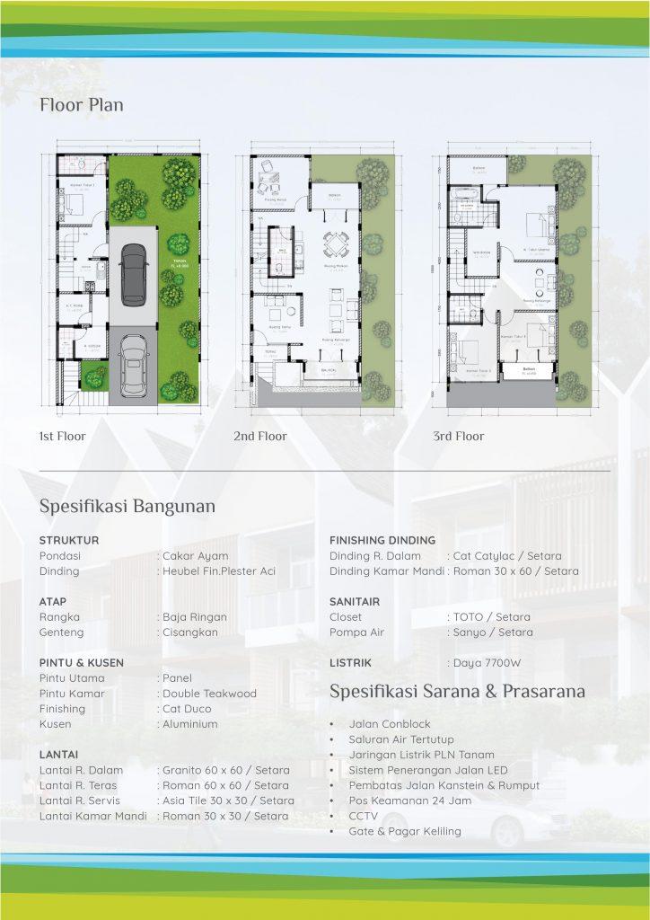 Daun Kemang Residence Marketing 08111229182