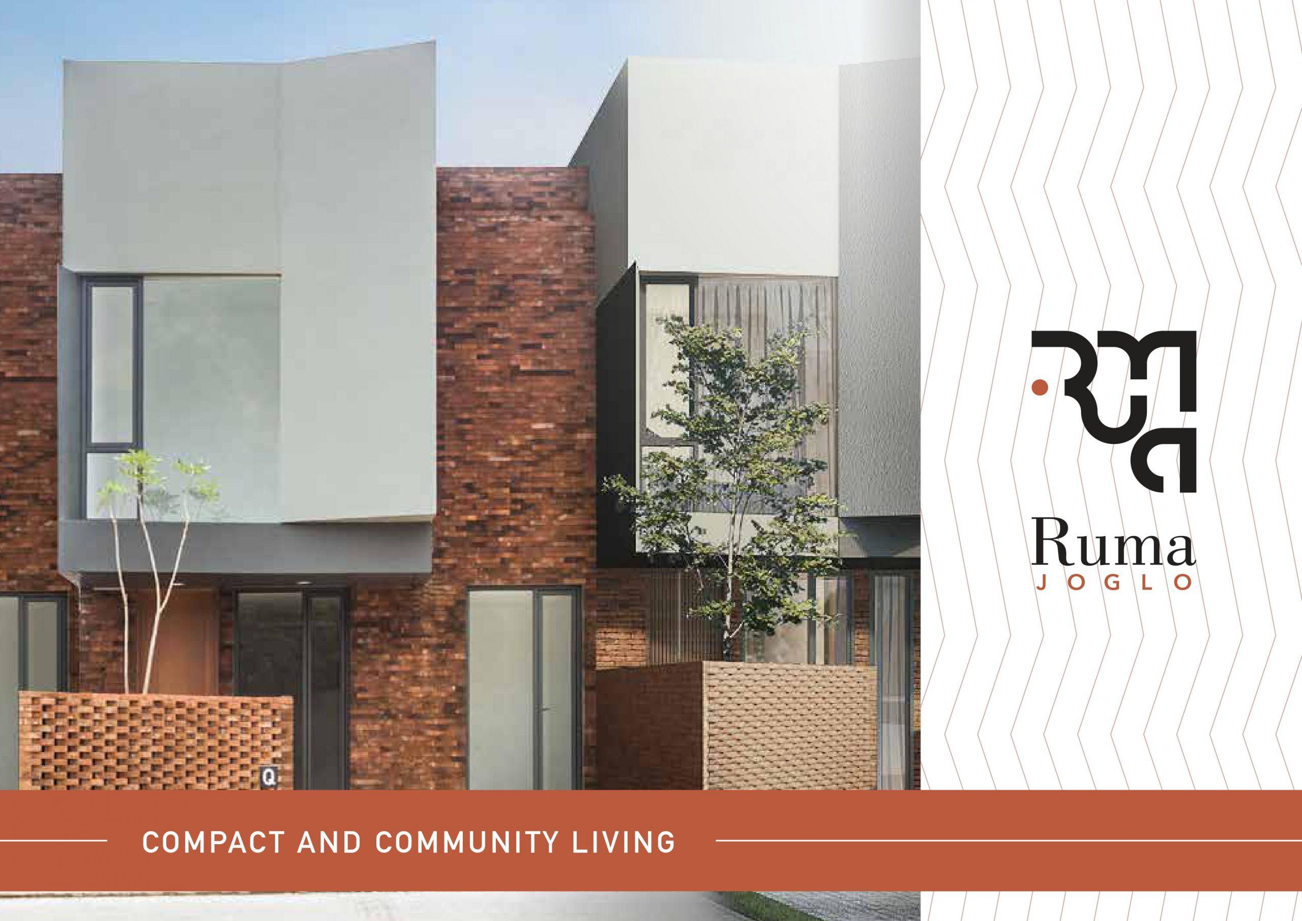 Ruma Joglo Marketing 08111229182