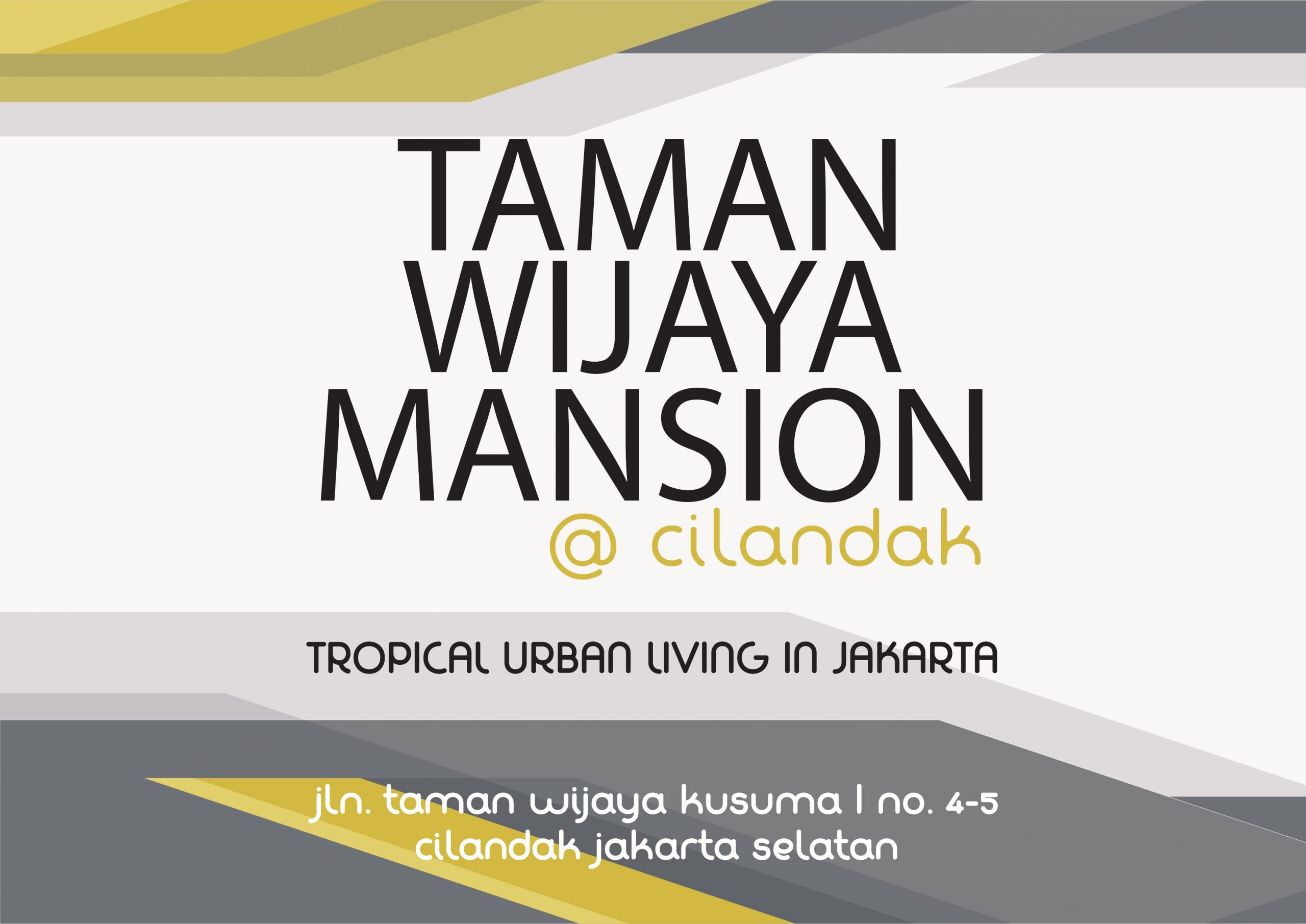 Taman Wijaya Mansion Marketing 08111229182