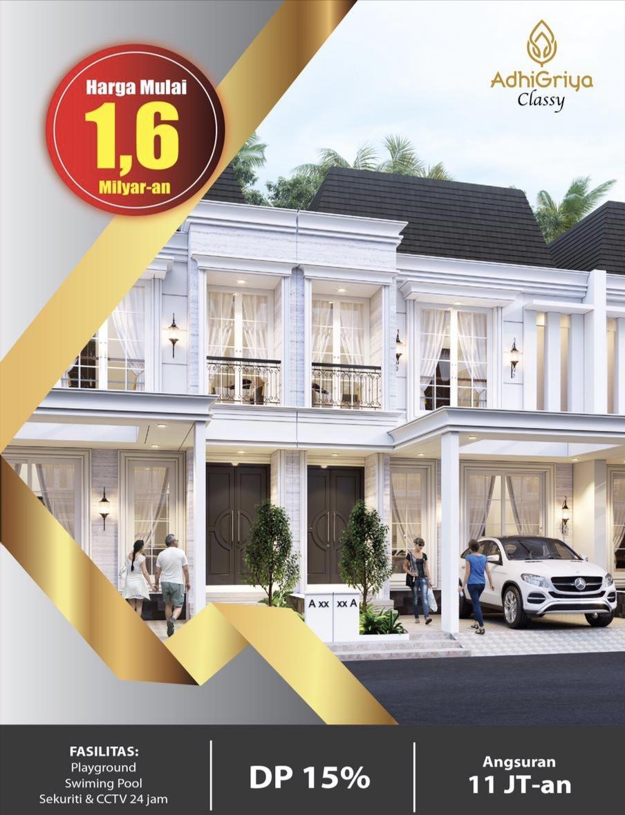 Adhi Griya Classy Marketing Info 08111229182