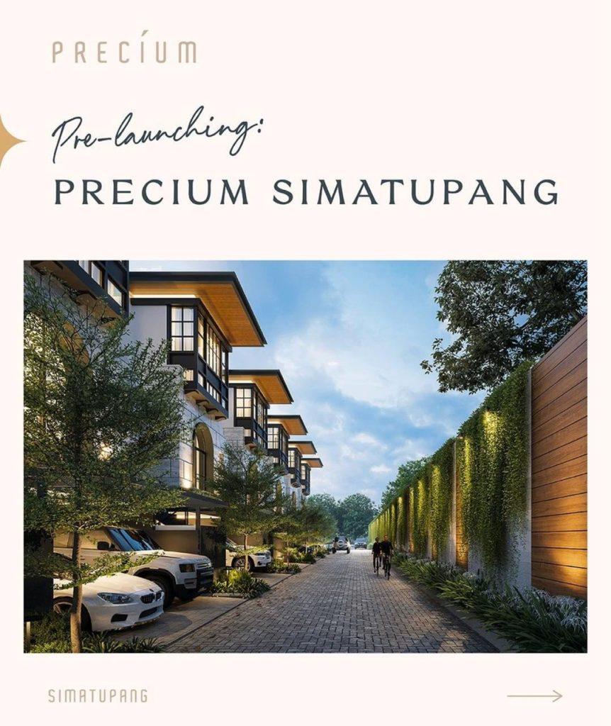 Precium Simatupang Marketing Hendra Ariwijaya - 08111 22 9182